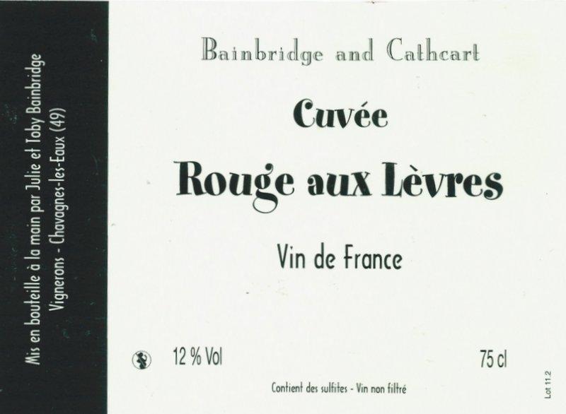 Bainbridge-Rouge-aux-Levres