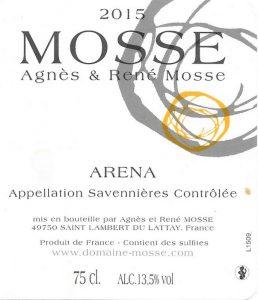 Domaine Mosse Arena