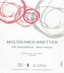 Domaine Mosse Moussamoussettes