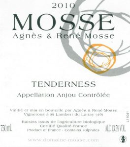 Domaine Mosse Tenderness