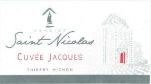 Domaine Saint Nicolas Cuvee Jacques