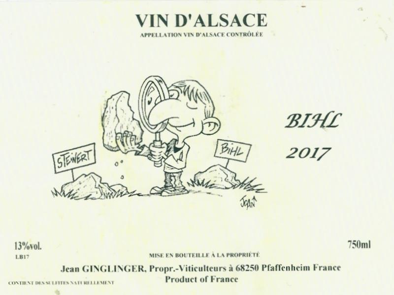 Ginglinger Bihl 2017