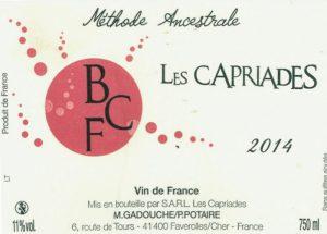 Capriades-BCF