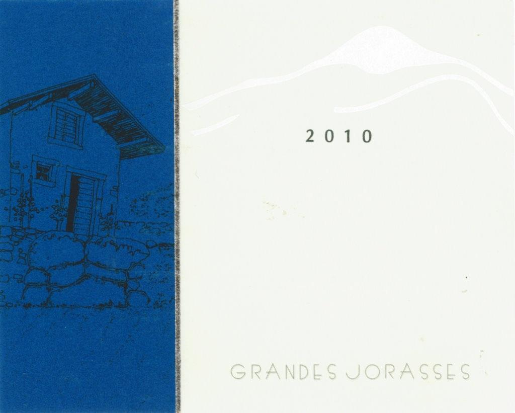 Belluard Grandes-Jorasses-2010