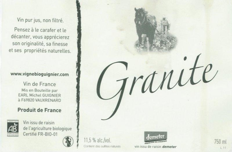 Guignier-Granite