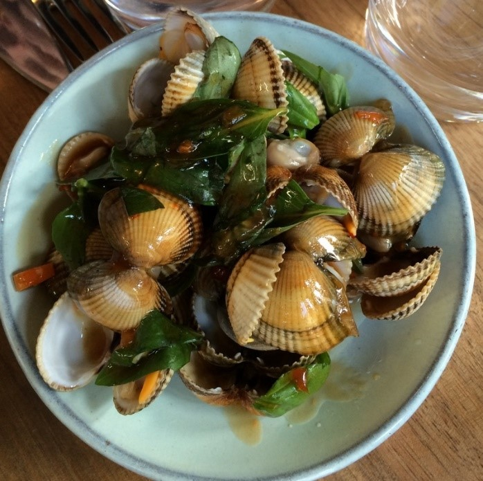 Le Servan Clams