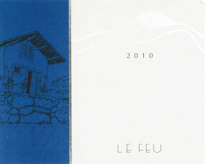 Belluard Le_Feu_2010