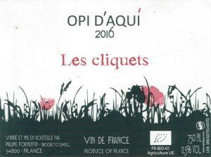 Opi-daqui-Les-Cliquets-2016