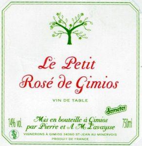 Le Petit Rose de Gimios