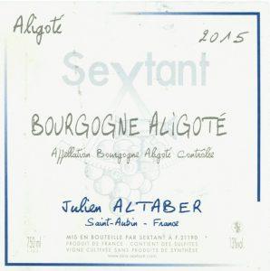 Sextant-Bourgogne-Aligote-2015