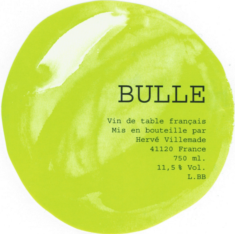 Villemade Bulle Blanche