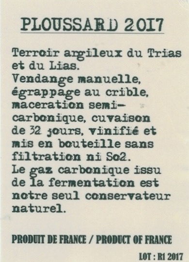 Bruyere-Arbois-Pupillin-2017-Rouge-Contra