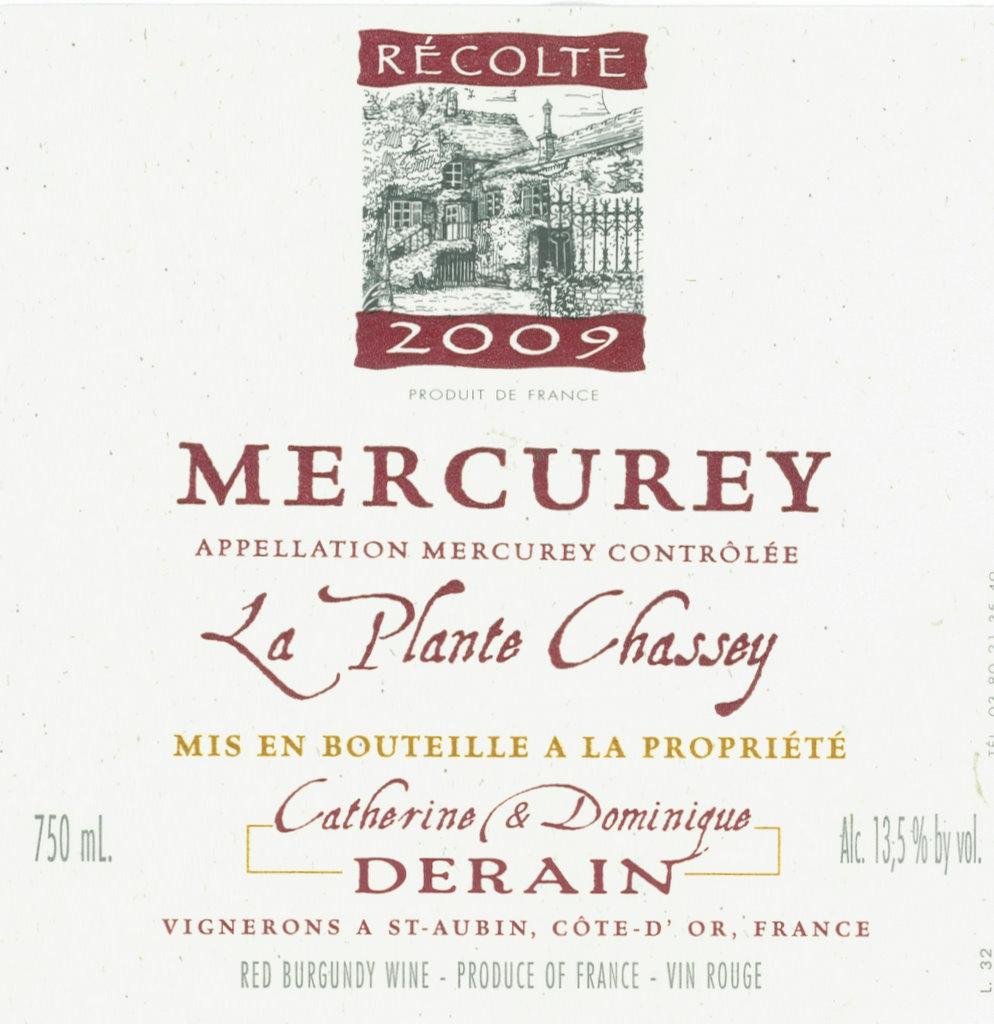 Derain-Mercury-Plante-Chassey-2009