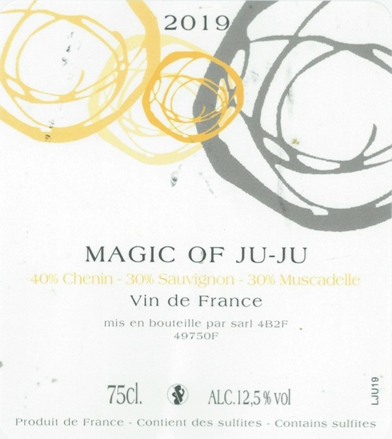 Mosse Magic of Ju-JU